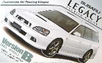 フジミ1/24 インチアップシリーズスバル レガシィ ツーリングワゴン バージョンB