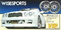 アオシマ1/24 VIPカー パーツシリーズワイズ スティミュレーター (18インチ)