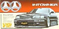 アオシマ1/24 VIPカー パーツシリーズインタウナー (18インチ)