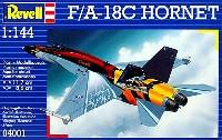 レベル1/144 飛行機F/A-18C ホーネット