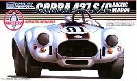 フジミ1/24 リアルスポーツカー シリーズシェルビー アメリカン コブラ 427S/C 1965 USRRC ラグナ・セカ