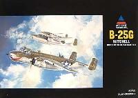 アキュレイト ミニチュア1/48 AircraftB-25G ミッチェル