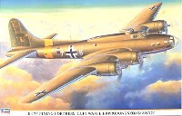 ハセガワ1/72 飛行機 限定生産B-17F フライングフォートレス ドイツ空軍 試験部隊