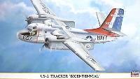 ハセガワ1/72 飛行機 限定生産US-2 トラッカー バイセンテニアル