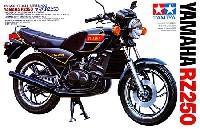 タミヤ1/12 オートバイシリーズヤマハ RZ250