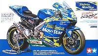 タミヤ1/12 オートバイシリーズテレフォニカ モビスター ホンダ RC211V '03