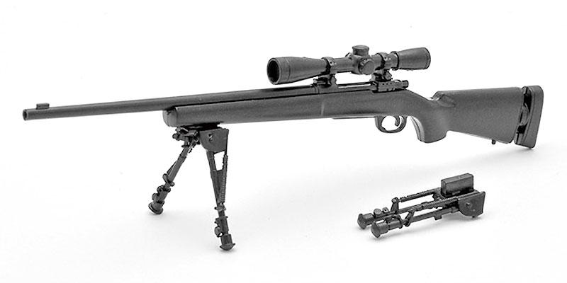 M24SWS タイププラモデル(トミーテックリトルアーモリー (little armory)No.LA021)商品画像_2