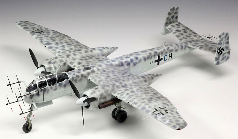 He219A-7 ウーフー (A-2/5/7)プラモデル(プラッツ航空模型特選シリーズNo.AE-001)商品画像_3