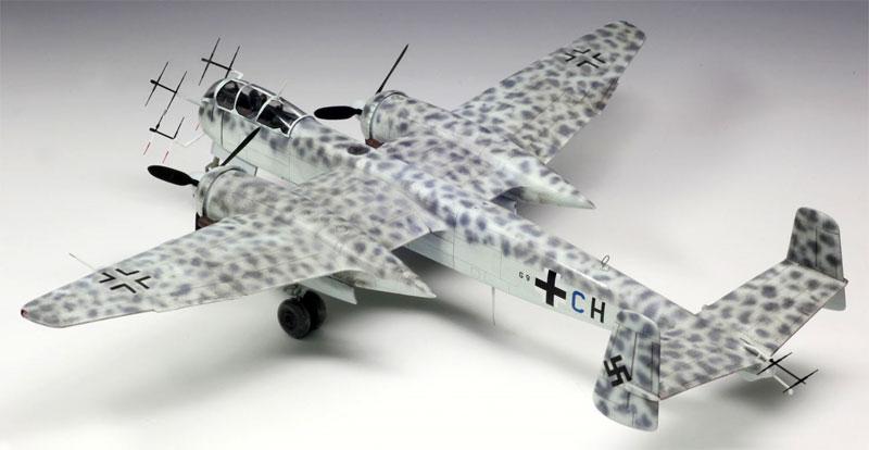 He219A-7 ウーフー (A-2/5/7)プラモデル(プラッツ航空模型特選シリーズNo.AE-001)商品画像_4