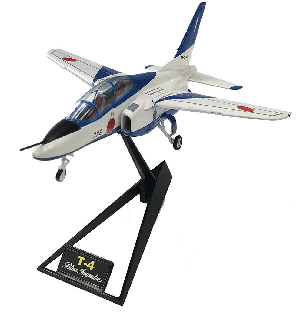 T-4 ブルーインパルス 1番機完成品(童友社プラチナコレクションNo.001)商品画像_1