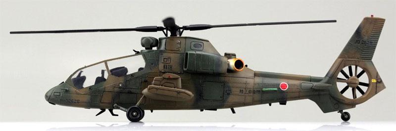 陸上自衛隊 観測ヘリコプター OH-1 ニンジャプラモデル(アオシマ1/72 ミリタリーモデルキットシリーズNo.013)商品画像_2