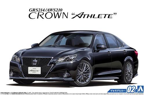 トヨタ GRS214/AWS210 クラウン アスリートG