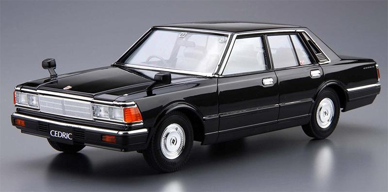 ニッサン 430 セドリック セダン 200E GL '81プラモデル(アオシマ1/24 ザ・モデルカーNo.旧009)商品画像_2