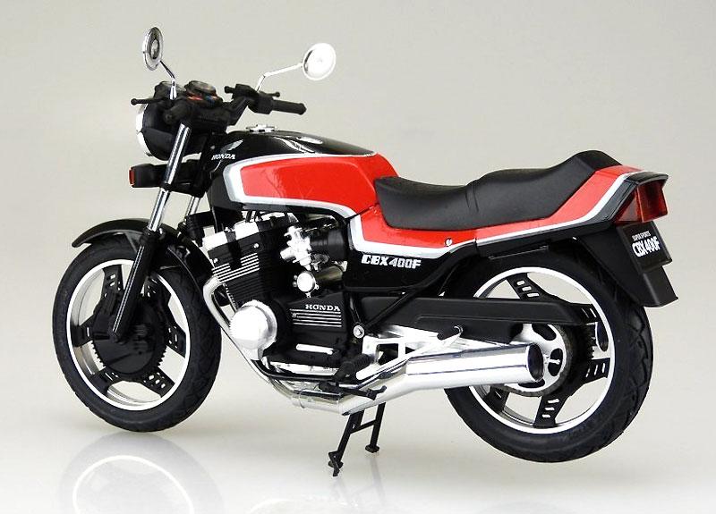 ホンダ CBX400F2プラモデル(アオシマ1/12 バイクNo.014)商品画像_3