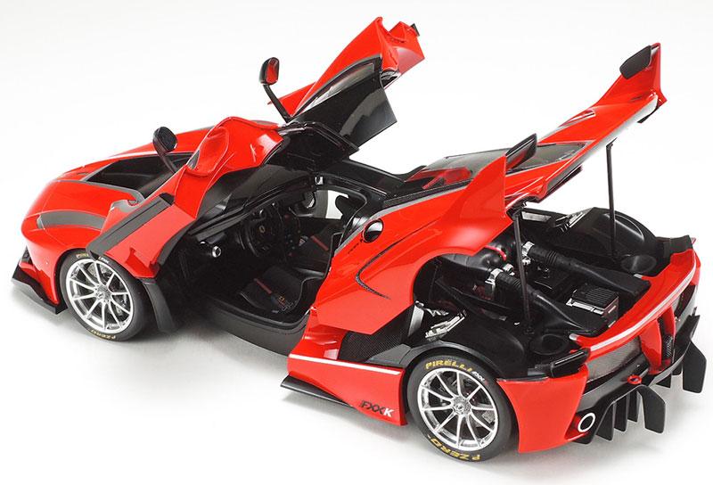 フェラーリ FXX Kプラモデル(タミヤ1/24 スポーツカーシリーズNo.343)商品画像_3