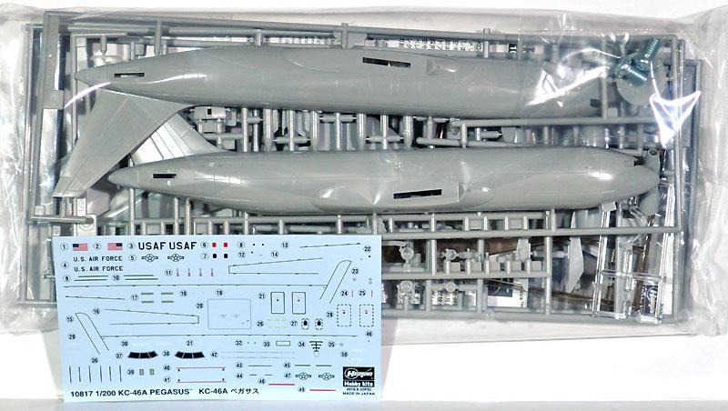 KC-46A ペガサスプラモデル(ハセガワ1/200 飛行機 限定生産No.10817)商品画像_1