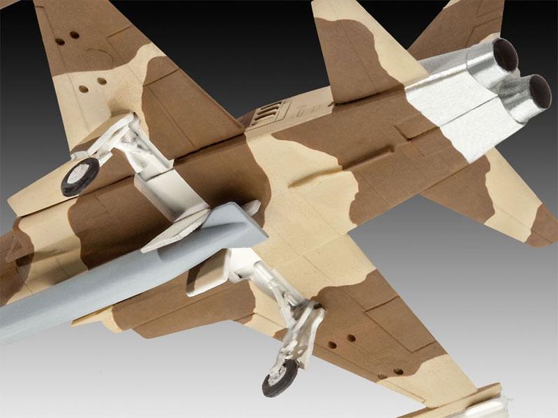 F-5E タイガー 2プラモデル(レベル1/144 飛行機No.03947)商品画像_3
