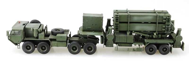 アメリカ HEMTT M983A2 & パトリオット PAC-3 発射機プラモデル(モデルコレクト1/72 AFV キットNo.UA72080)商品画像_3