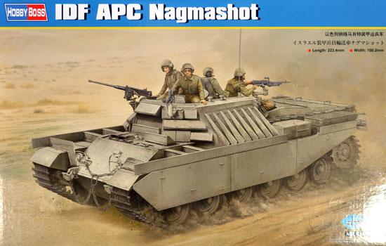 イスラエル 装甲兵員輸送車 ナグマショットプラモデル(ホビーボス1/35 ファイティングビークル シリーズNo.83872)商品画像