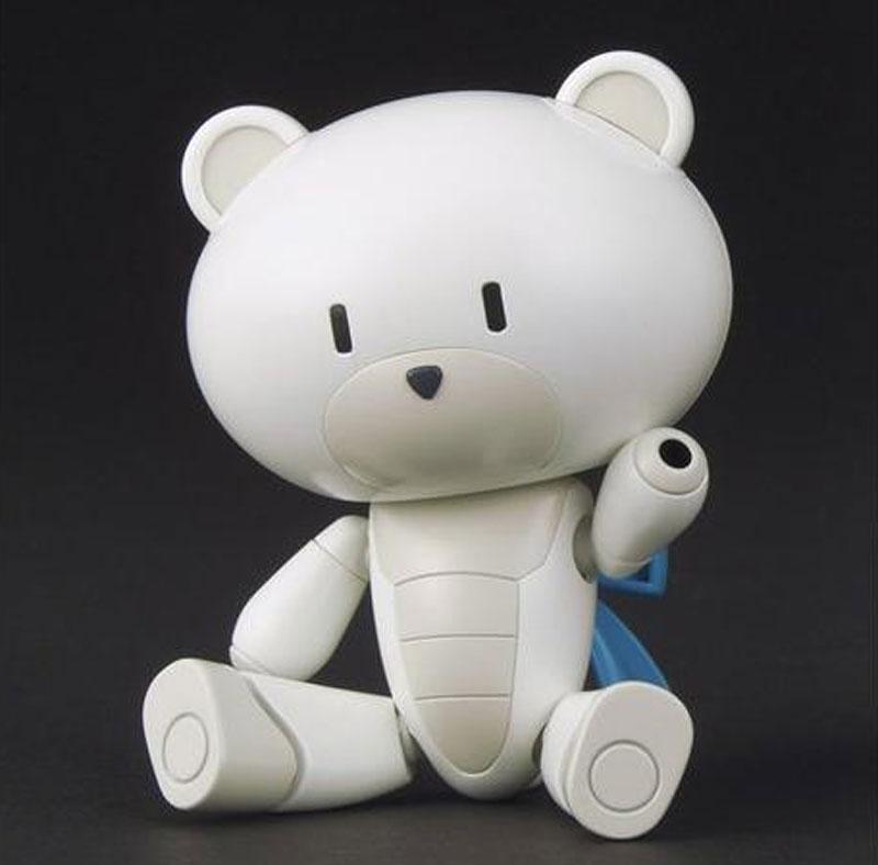 プチッガイ ミルクホワイトプラモデル(バンダイHG プチッガイNo.005)商品画像_3