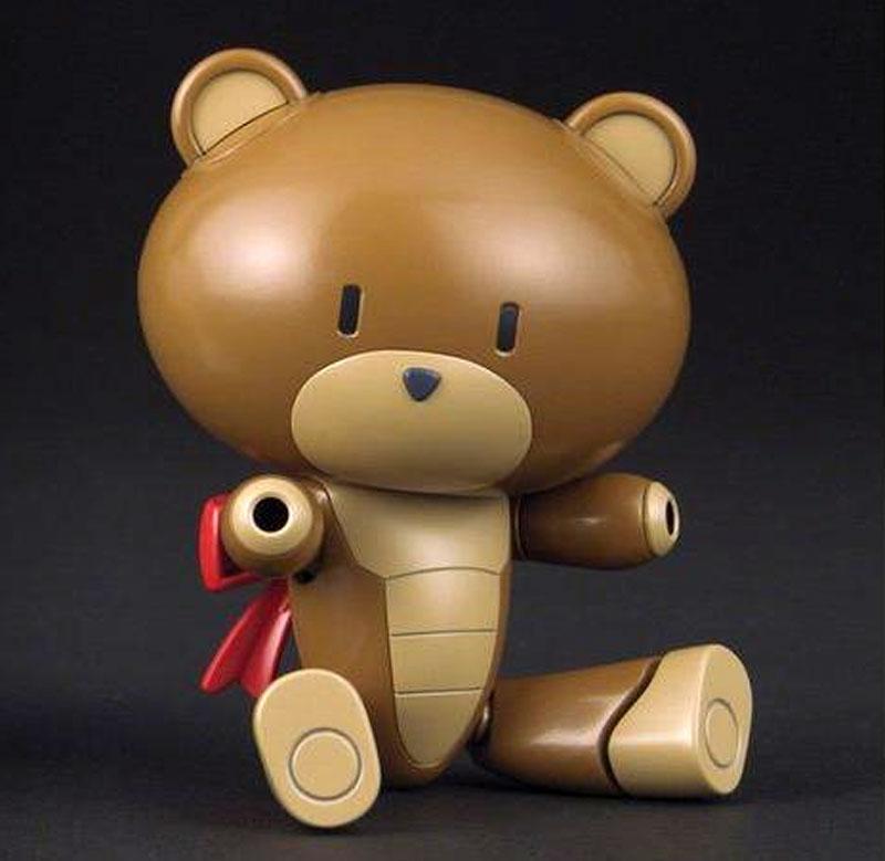 プチッガイ チャチャチャブラウンプラモデル(バンダイHG プチッガイNo.006)商品画像_3