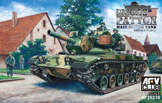 M60A2 パットンプラモデル(AFV CLUB1/35 AFV シリーズNo.AF35230)商品画像