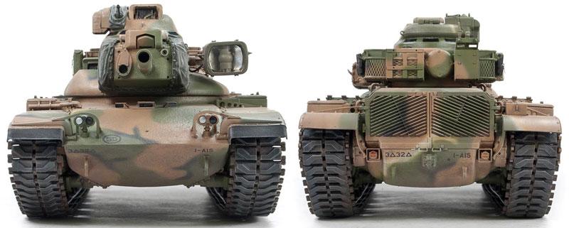 M60A2 パットンプラモデル(AFV CLUB1/35 AFV シリーズNo.AF35230)商品画像_4