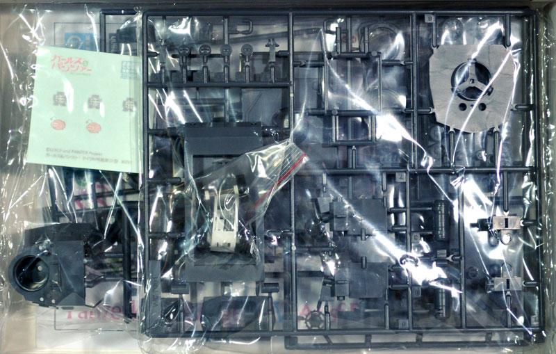 ドイツ 4号戦車 D型プラモデル(エブロガールズ&パンツァー 3DパズルNo.30001)商品画像_1
