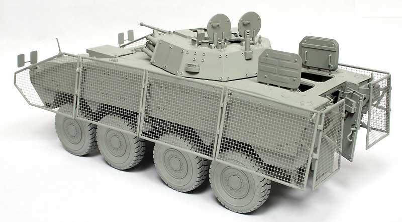 KTO ロソマク 装輪装甲車 グリーンデビルプラモデル(IBG1/35 AFVモデルNo.35032)商品画像_3