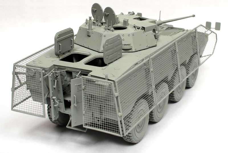 KTO ロソマク 装輪装甲車 グリーンデビルプラモデル(IBG1/35 AFVモデルNo.35032)商品画像_4