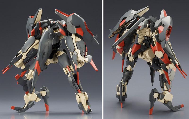 JX-25T レイダオプラモデル(コトブキヤフレームアームズ (FRAME ARMS)No.#033)商品画像_2
