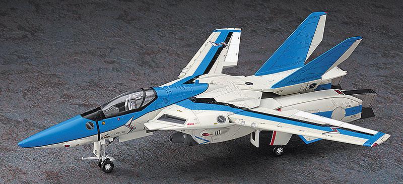 VF-1EX バルキリー マクロスΔプラモデル(ハセガワ1/72 マクロスシリーズNo.65833)商品画像_2
