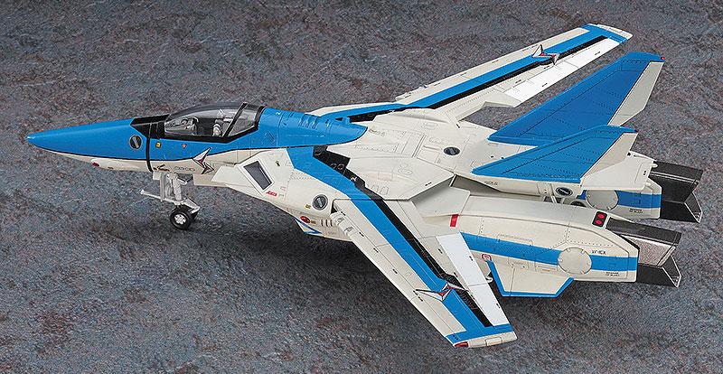 VF-1EX バルキリー マクロスΔプラモデル(ハセガワ1/72 マクロスシリーズNo.65833)商品画像_3