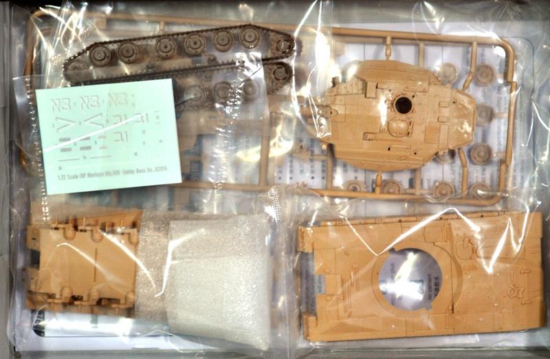 メルカバ Mk.3Dプラモデル(ホビーボス1/72 ファイティングビークル シリーズNo.82916)商品画像_1