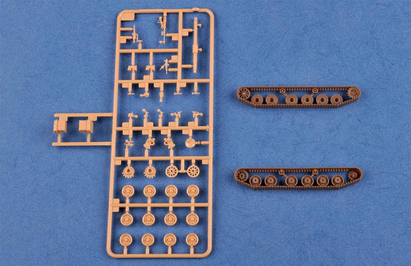 メルカバ Mk.3Dプラモデル(ホビーボス1/72 ファイティングビークル シリーズNo.82916)商品画像_3