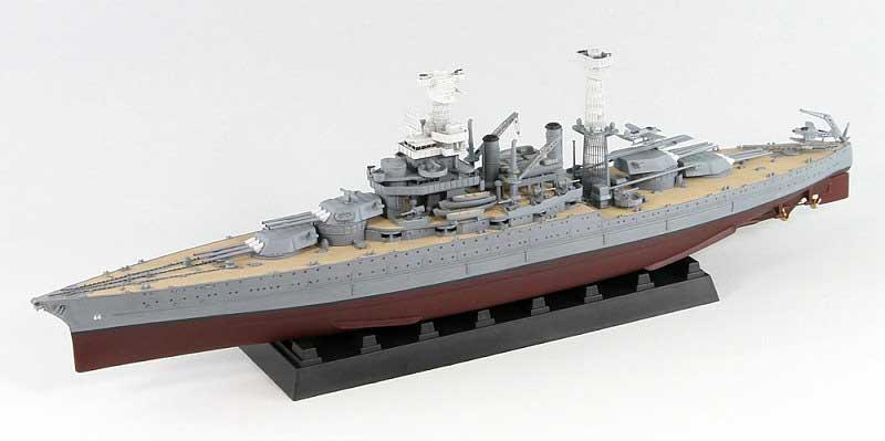 米国海軍 戦艦 BB-44 カリフォルニア 1941プラモデル(ピットロード1/700 スカイウェーブ W シリーズNo.W187)商品画像_2