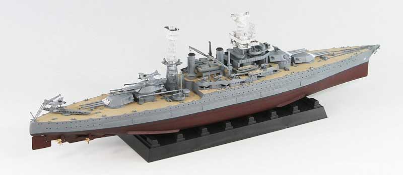 米国海軍 戦艦 BB-44 カリフォルニア 1941プラモデル(ピットロード1/700 スカイウェーブ W シリーズNo.W187)商品画像_3
