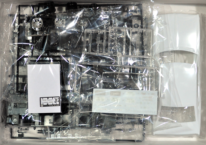 ニッサン KHC130 ローレル HT2000SGX '75プラモデル(アオシマ1/24 ザ・モデルカーNo.014)商品画像_1