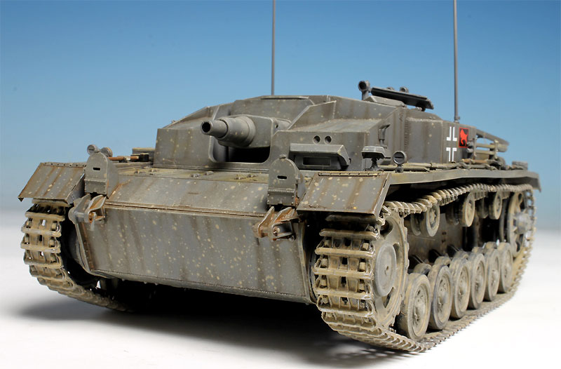 ドイツ 3号突撃砲 E型プラモデル(ドラゴン1/35 '39-'45 SeriesNo.6688)商品画像_2