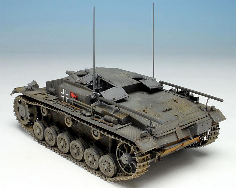 ドイツ 3号突撃砲 E型プラモデル(ドラゴン1/35 '39-'45 SeriesNo.6688)商品画像_3