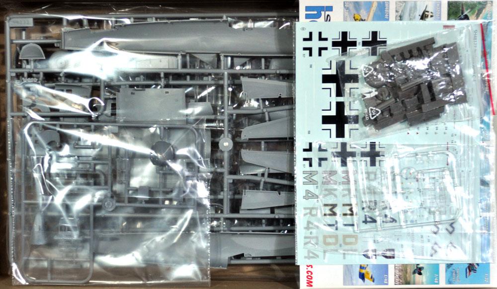 ユンカース Ju88C-4 夜間戦闘機プラモデル(スペシャルホビー1/48 エアクラフト プラモデルNo.SH48177)商品画像_1