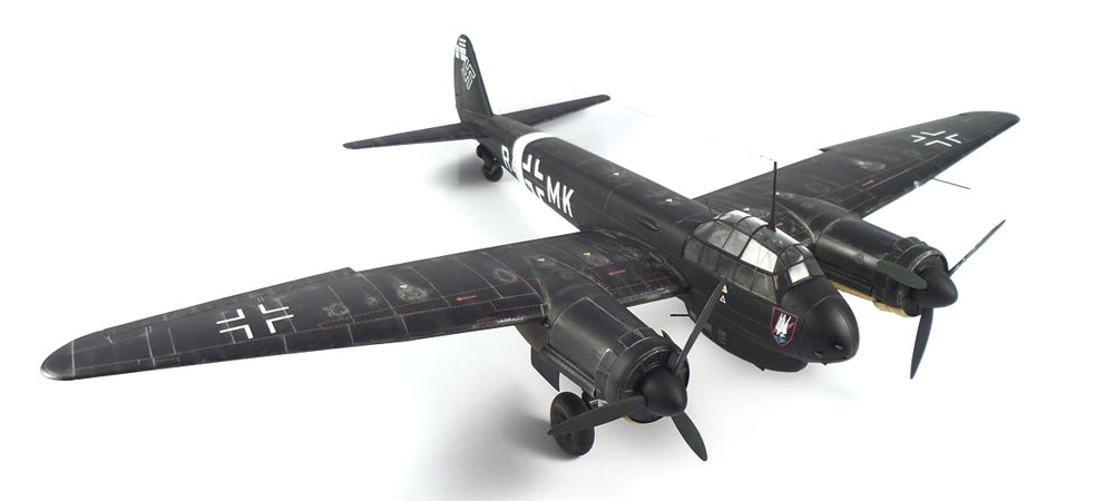 ユンカース Ju88C-4 夜間戦闘機プラモデル(スペシャルホビー1/48 エアクラフト プラモデルNo.SH48177)商品画像_3
