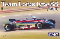 チーム ロータス Type88 (1981)