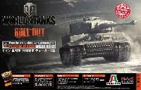 プラッツWORLD OF TANKSドイツ 重戦車 4号戦車 ティーガー1型