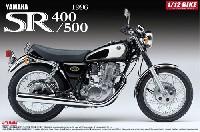 アオシマ1/12 バイクヤマハ SR400/500 '96
