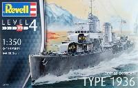 ドイツ駆逐艦 Type1936