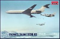 ローデン1/144 エアクラフトビッカーズ スーパー VC10 K3 空中給油機