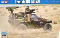 フランス VBL装甲車 ミサイル搭載型