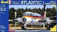 レベル1/72 Aircraftダッソー プレゲー アトランティック 1 MFG3 Anniversary