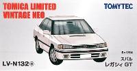 トミーテックトミカリミテッド ヴィンテージ ネオスバル レガシィ GT (白)